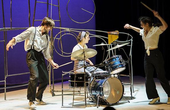Festival Le Totem / Maison du Théâtre pour enfants à Montclar