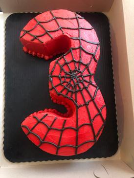 Custom shaped cake