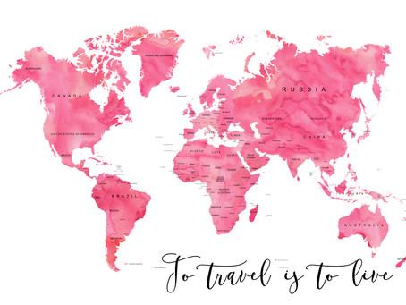 Welcome Future Travelers!