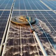 Manutenção de Usinas Solares Para Melhor Eficiência