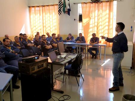 Conscientização de Segurança no Trabalho para a equipe atuante na AES TIETÊ.
