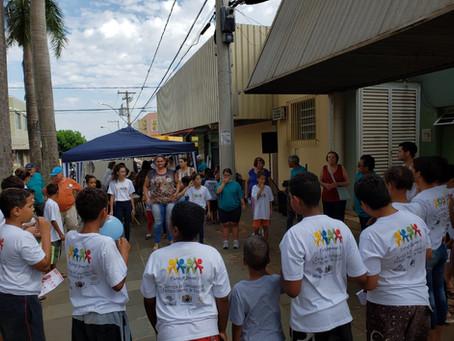 Responsabilidade Social - Mais uma ação do Grupo Sampietro em parceria com o Lions de Bariri/SP