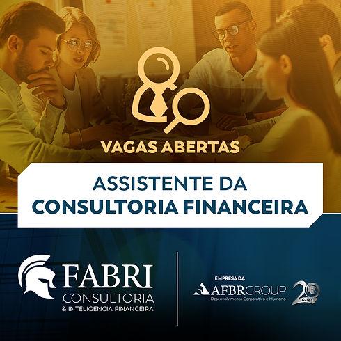 Assistente em Consultoria Financeira V2.