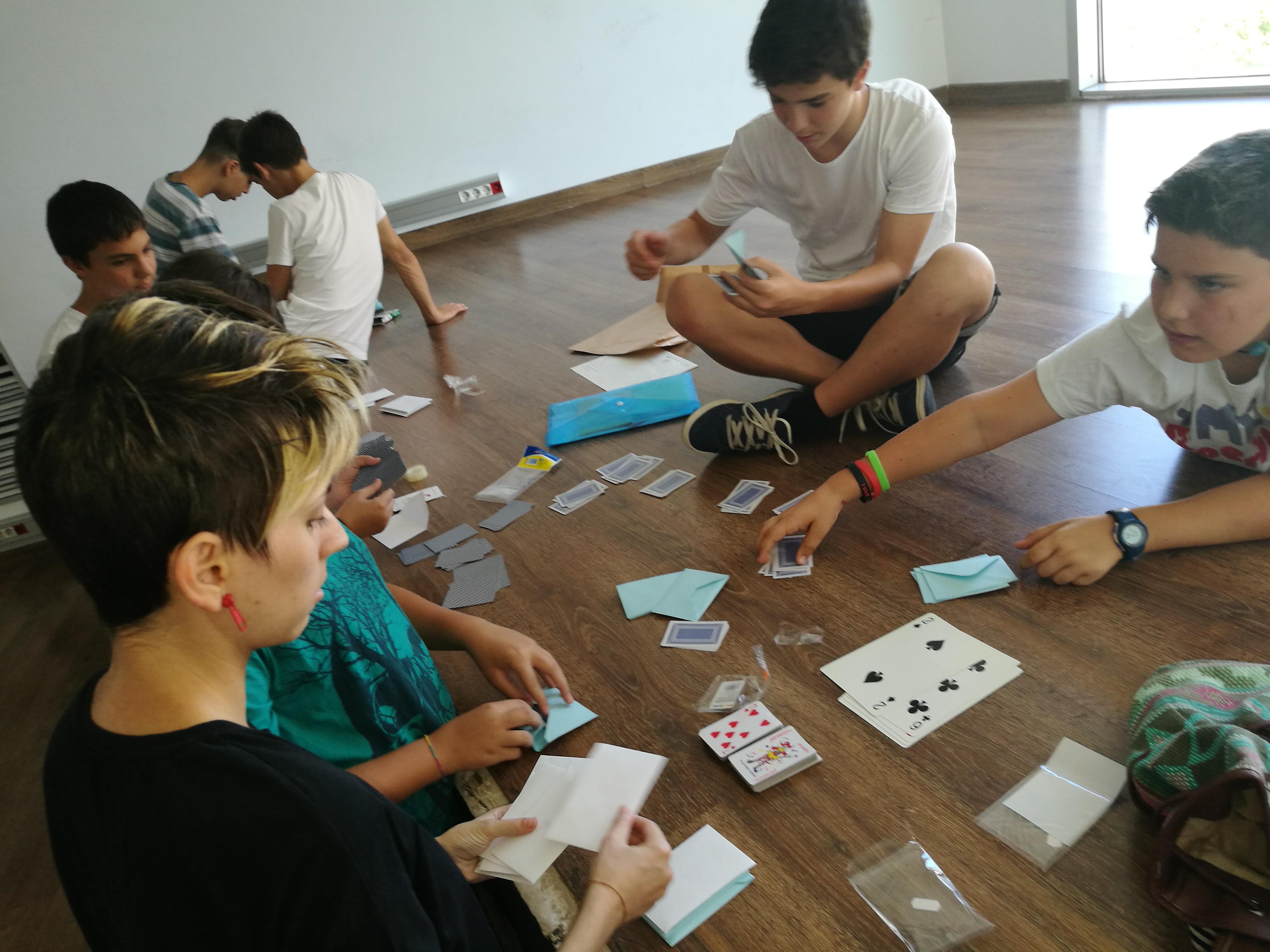 aprender trucos de magia