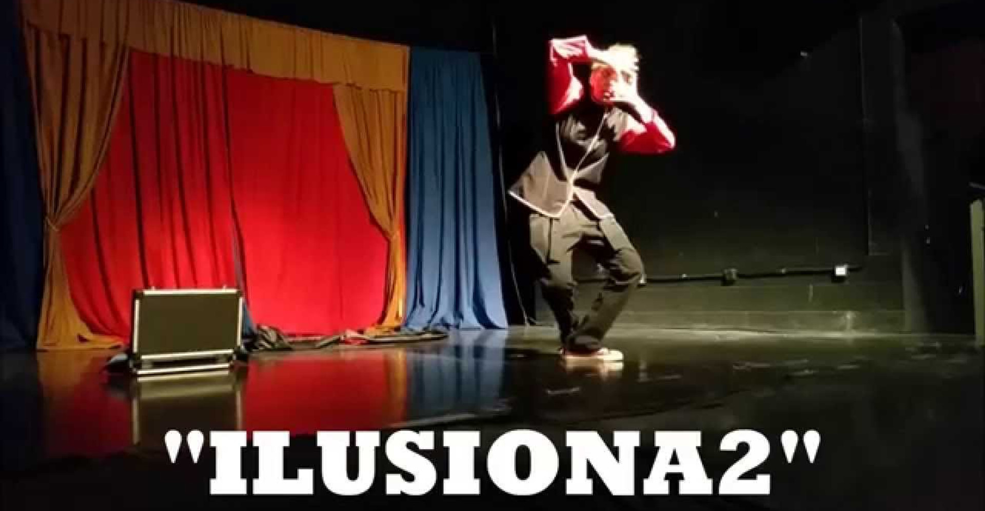 Ilusiona2 Niñas del Mago