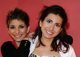 Niñas del Mago, dúo de magas España. magia en Barcelona, Granollers.