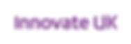 Innovate UK support logo