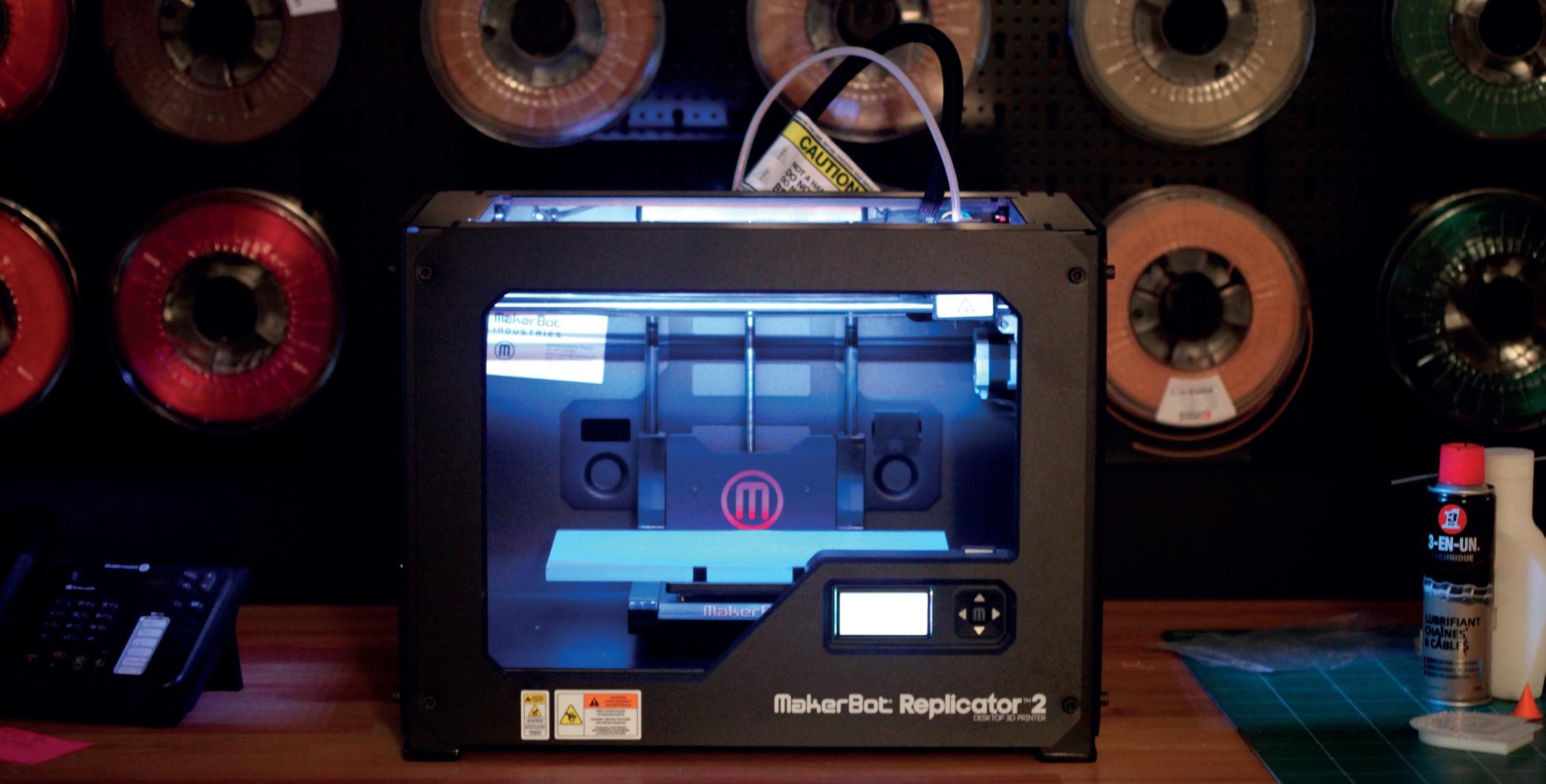 Makerbot-Replicator-2-1