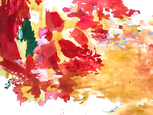 Untitled 7, Original painting