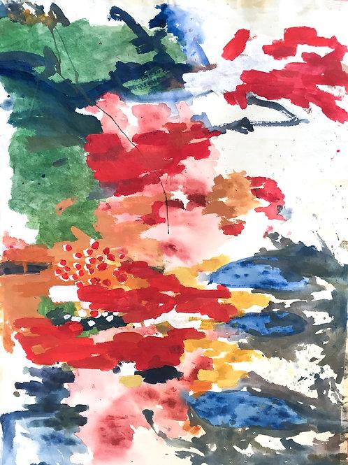 Untitled 5, Original painting