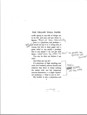 Anonymous, Annotation