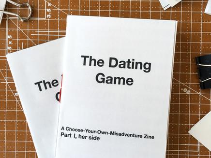 Dating Game Zine