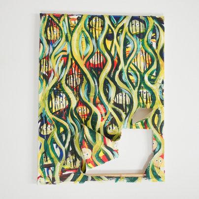 Sarah Thompson, Canvas and Acrylic