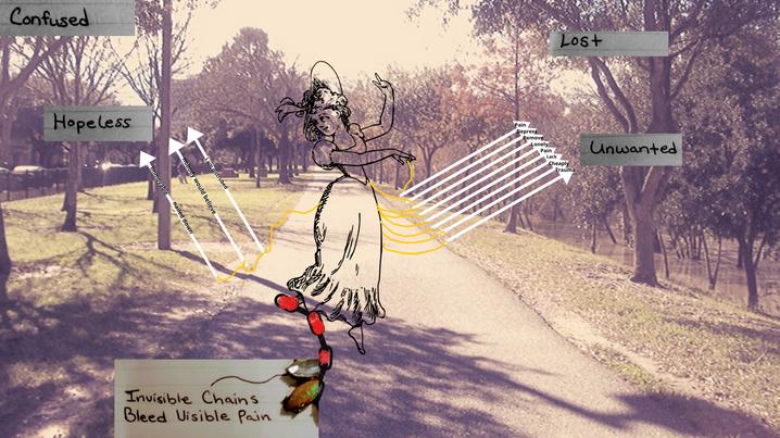 Joycelyn Ghansah, Digital Collage