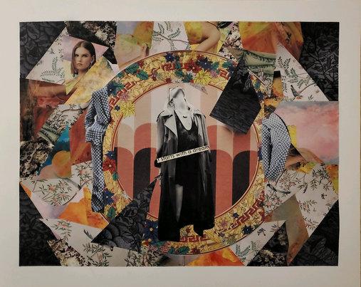 Brittany Bertelsen, Collage