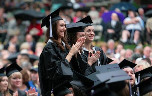 Trevecca Graduation