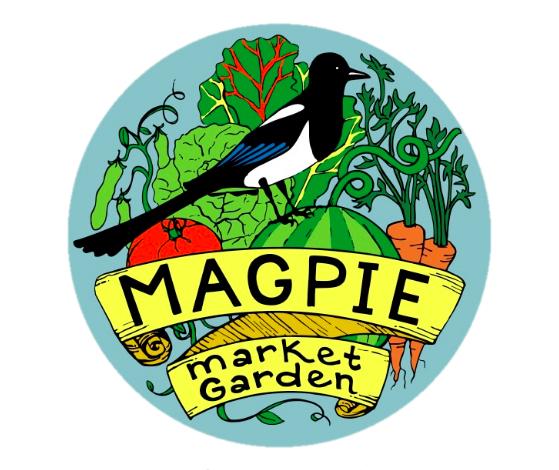 Magpie Market Garden logo