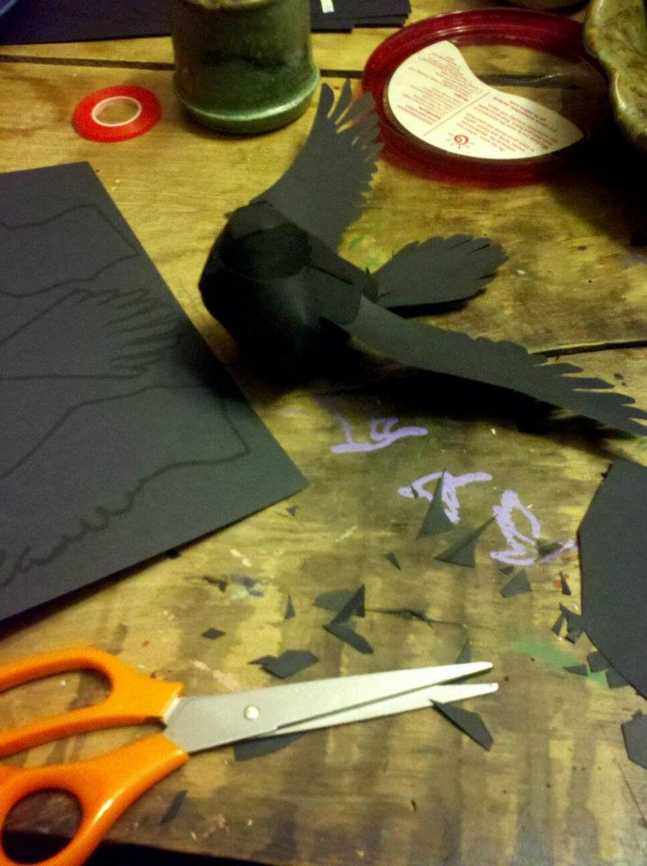 """Blackbirds"" installation process"