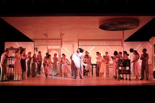 The Music Man Flatrock Playhouse