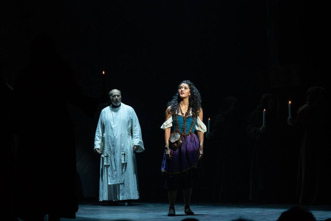 Hunchback of Notre Dame Fulton Theatre