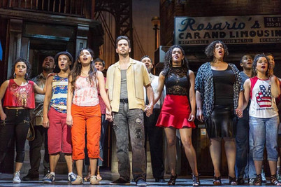 In The Heights Fulton Theatre