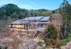 大島邸/古民家風数奇屋造りの全景
