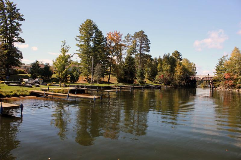 lake minocqua near resort