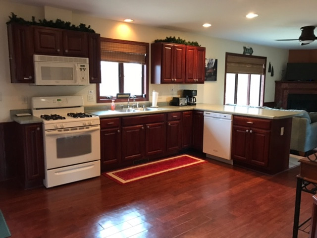 fully stocked kitchen minocqua wi