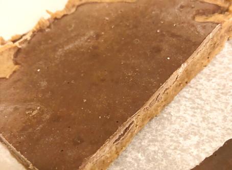 Chocolate Date Freezer Bars