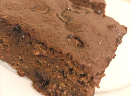 Low Calorie Protein Brownie