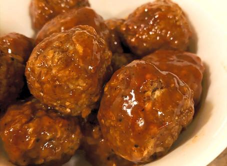 Vegan Meatballs