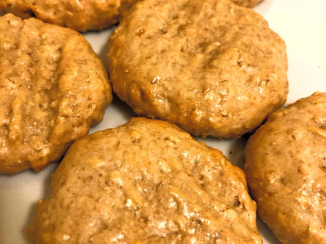Easy Protein Peanut Butter Cookies