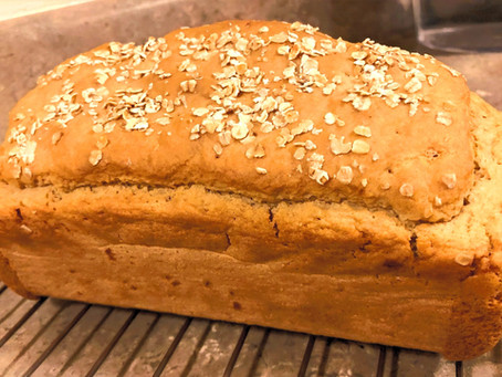 Easy Homemade Bread Without Yeast