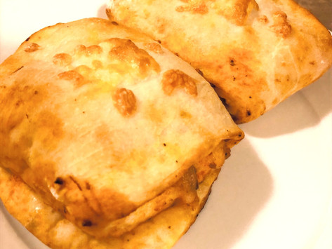 Pizza Pockets From Scratch
