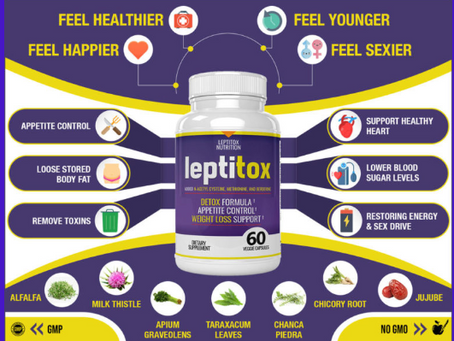 Leptitox Review 2020 - Pros and Cons