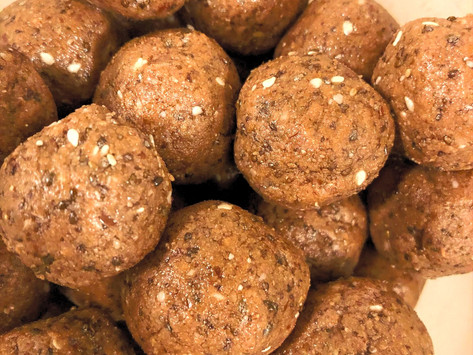 Protein Chia Balls