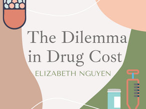 The Dilemma in Drug Cost