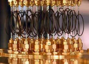 O que é a criptografia quântica