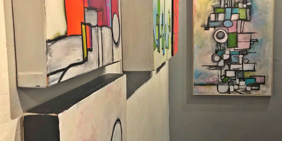 """""""Both Directions At Once"""" & Thursday Artwalk"""