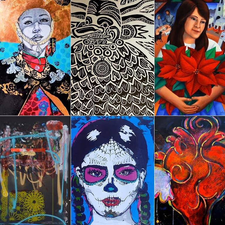 "Opening Reception for ""LatinoAmericano: Creativity through Culture"""