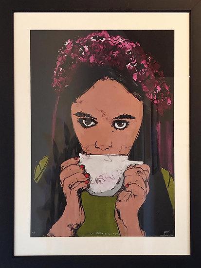 """""""A sip of innocence"""""""