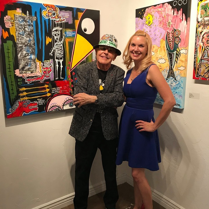 """Closing Reception for """"Art, Music, Life, Repeat"""""""