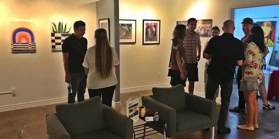 """""""People, Places & Things"""" Reception"""