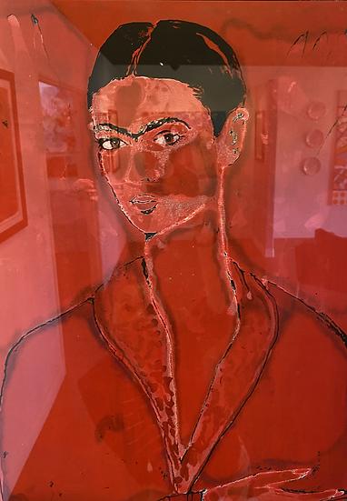 """""""K Kahlo"""""""