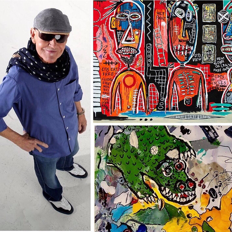 """Art, Music, Life, Repeat"" Artist Reception"