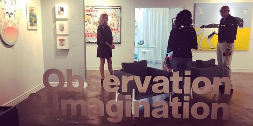 """""""Observation & Imagination"""" & Scottsdale ArtWalk"""