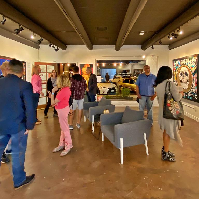 "Closing Reception for ""LatinoAmericano: Creativity through Culture"""