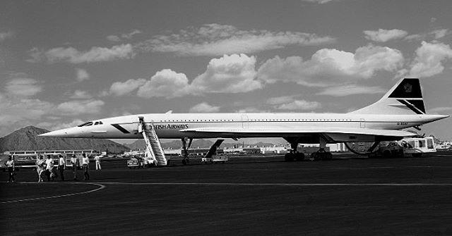 """""""The Concorde"""""""