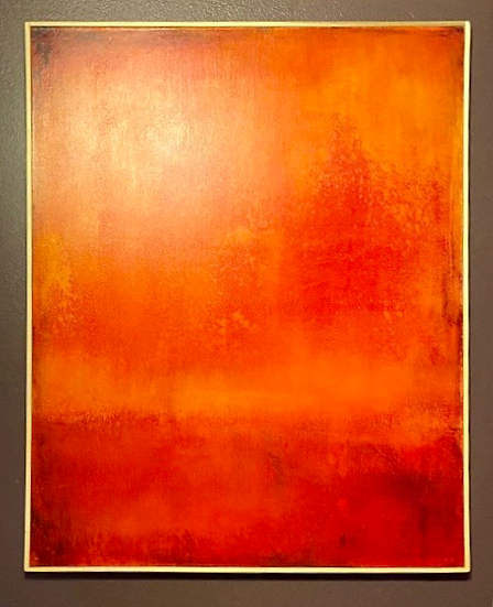 """Sunset, Red & Orange"""