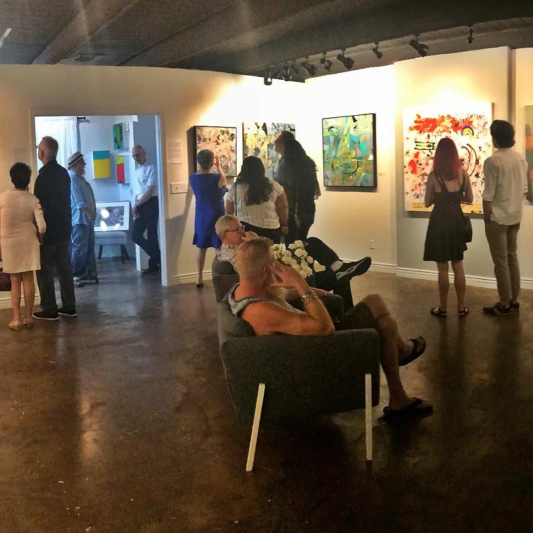 """Emotions"" Reception & Scottsdale ArtWalk"